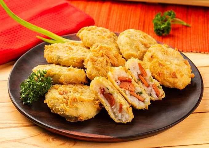 Resep Cireng Nasi Sosis Crispy
