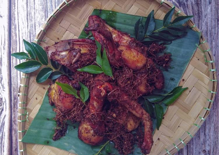 Resepi:  Ayam Goreng Berempah #phopbylinimohd #batch23  2021