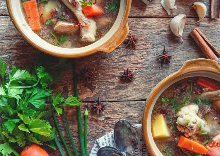 Sup Ayam - velavinkabakery.com