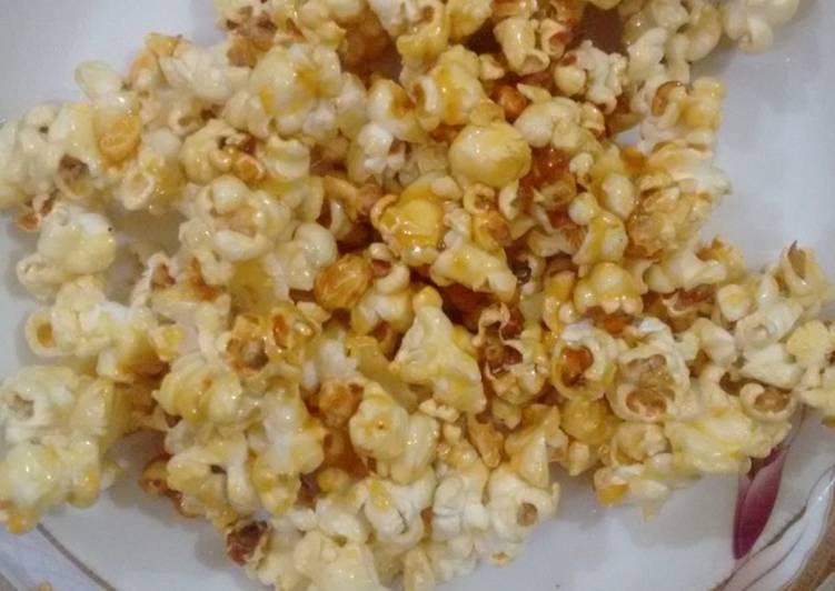 Eat These 7 Superfoods to Go Green for Optimal Health, Caramel Popcorn