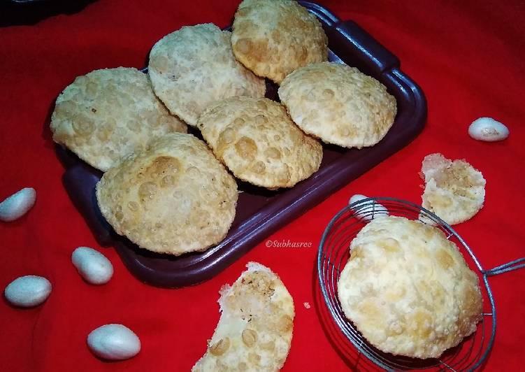 Jackfruit Seeds Kachori