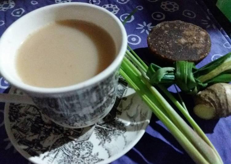Resep Wedang Bandrek Alaku Pr Recookmintradisional Anti Gagal