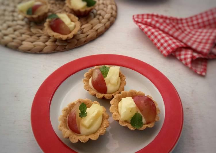 Resep 47. Fruit Pie Bikin Laper