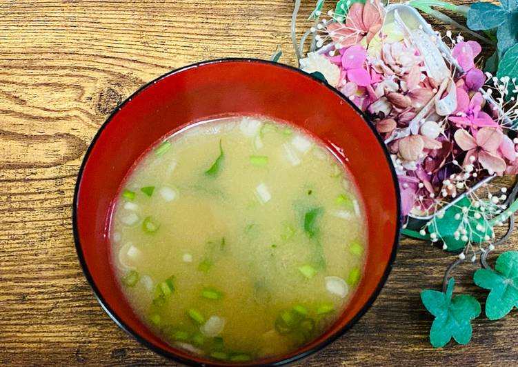Step-by-Step Guide to Make Quick Shrimp Stock Miso Soup