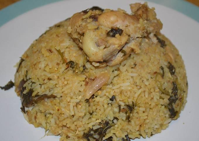 Easiest Way to Prepare Heston Blumenthal Chicken Pakhi Biryani
