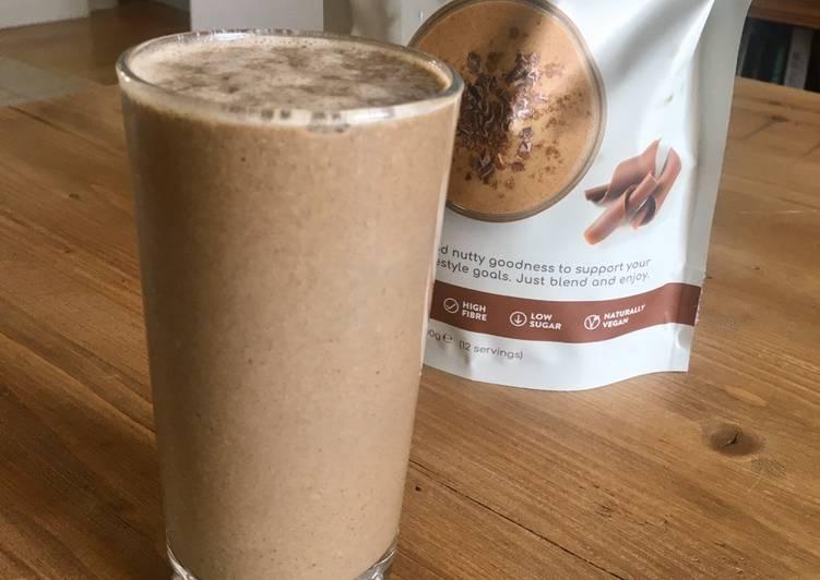 Chocolate Avocado Power Shake  💪🏻🥑