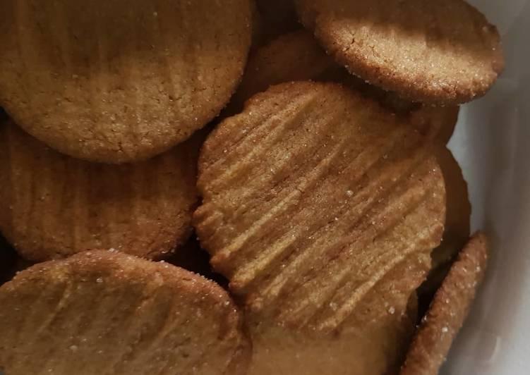 Steps to Make Award-winning Ginger Biscuits