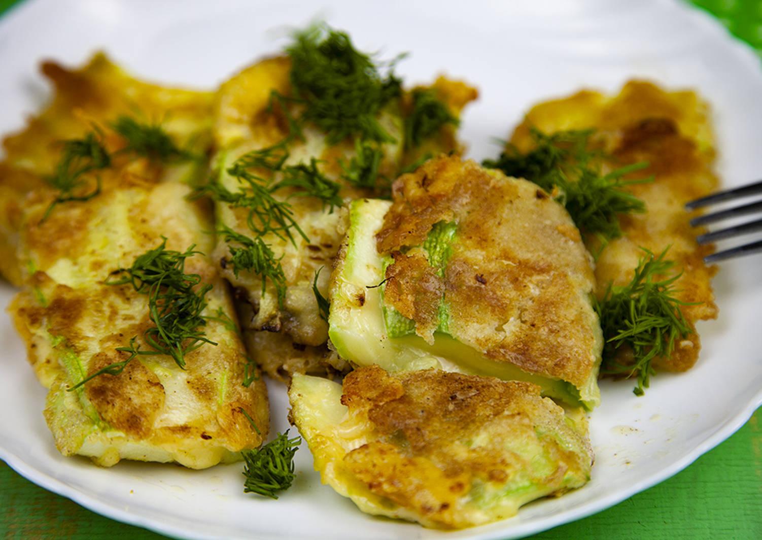 Закуска из кабачков рецепты с фото