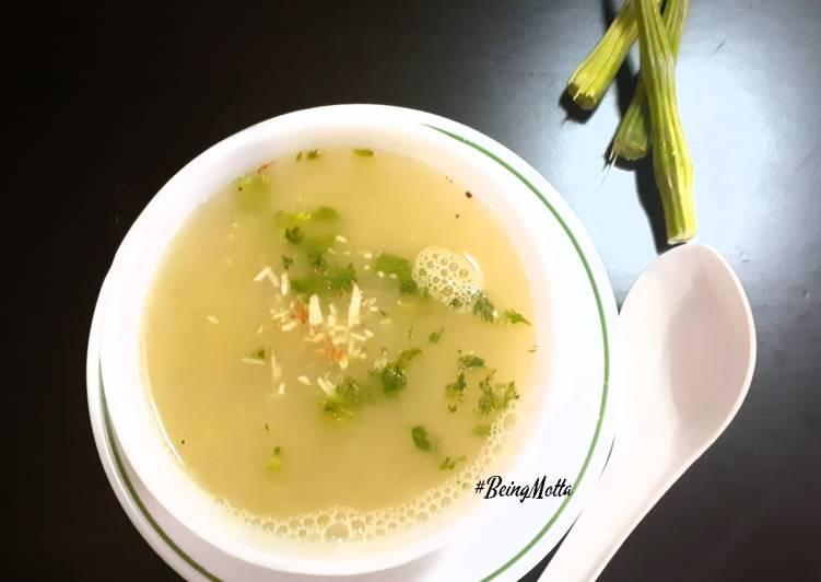 Drumsticks- Almond Soup
