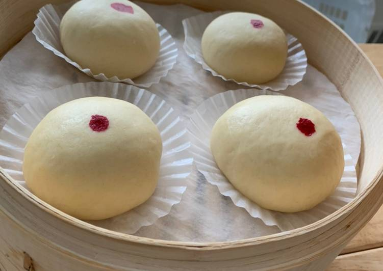 Vegan Steam Buns