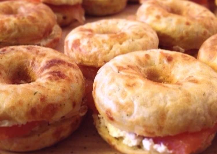 Recette De Petits donuts salés