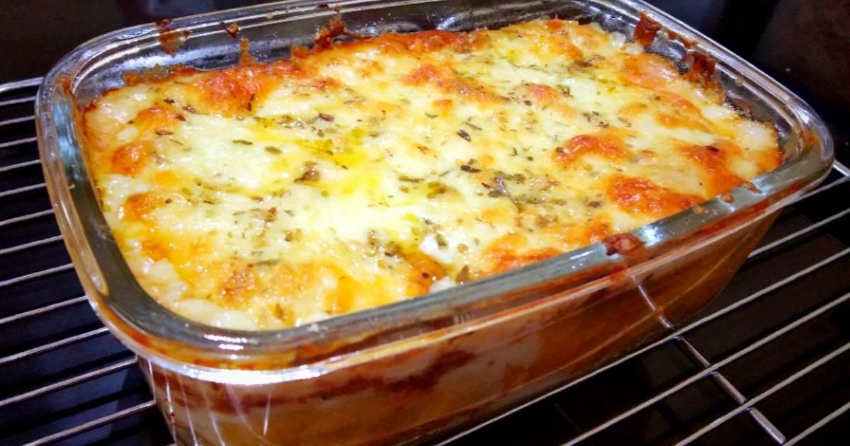 Resep Lasagna Panggang Oleh Lya Sahida Cookpad
