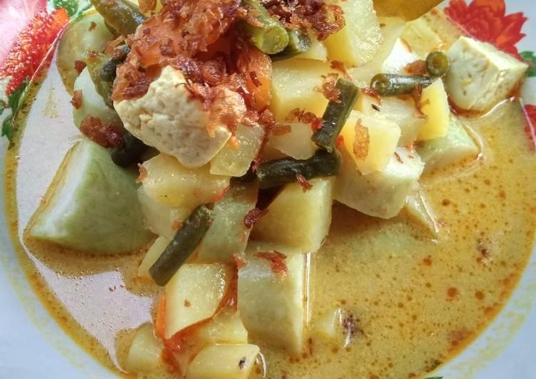 Sayur ketupat #dewi1