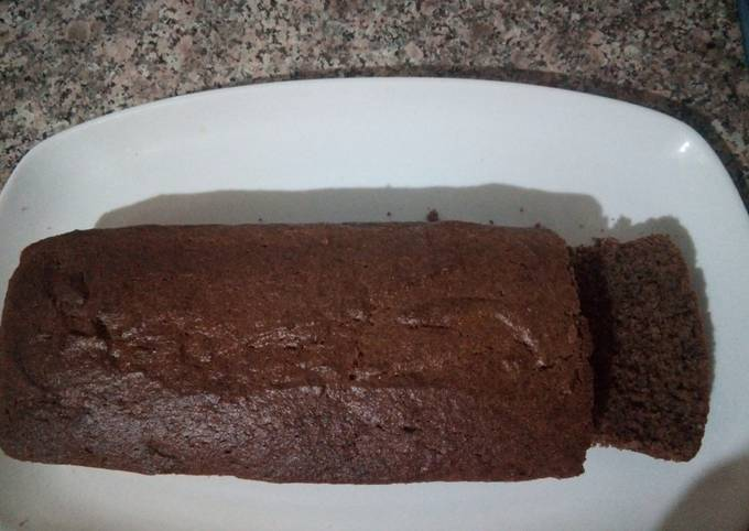 Cake au farine des glands