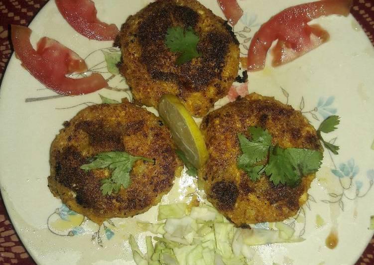 Paneer gobhi kebab