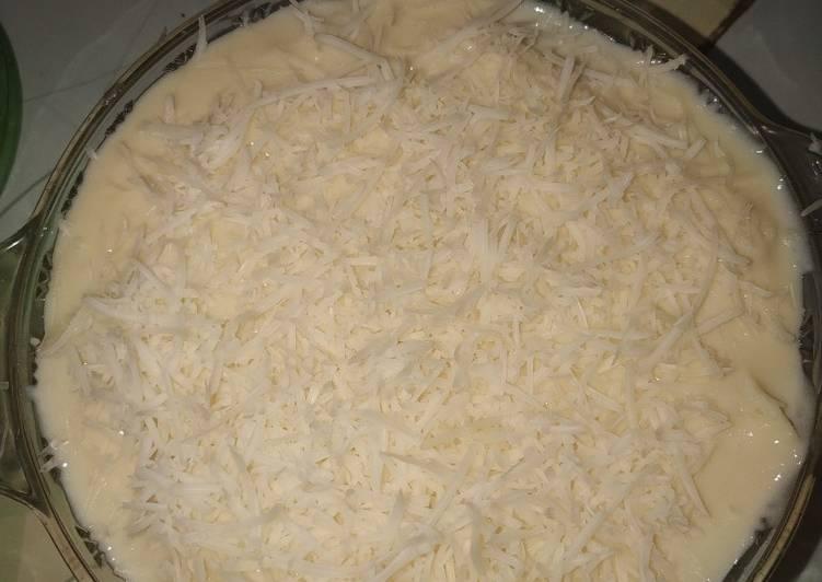 Setup roti keju