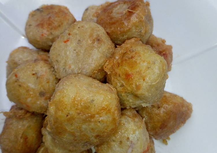 West African Foods Yam bolls