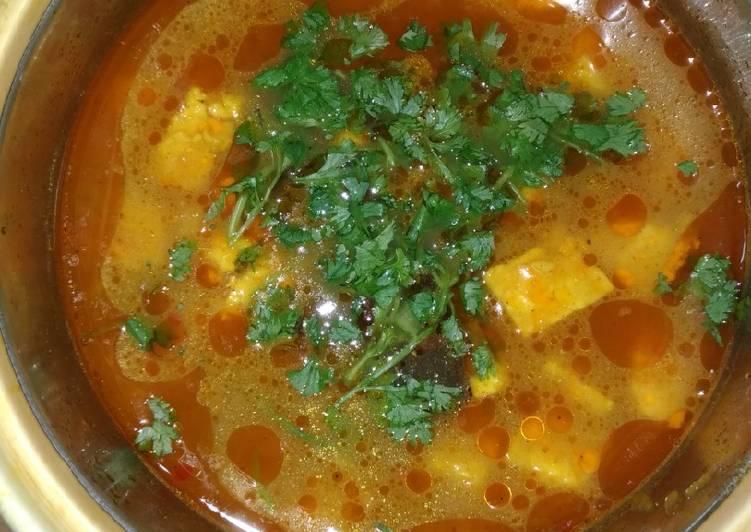 Recipe of Favorite Matar Paneer