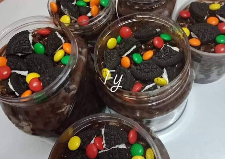 Choco Jar