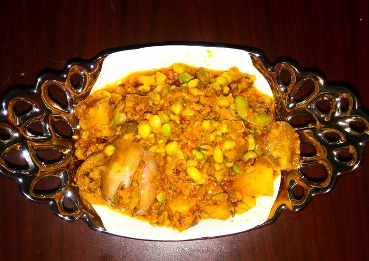 Recipe of Speedy Winter special Surti Undhiyu