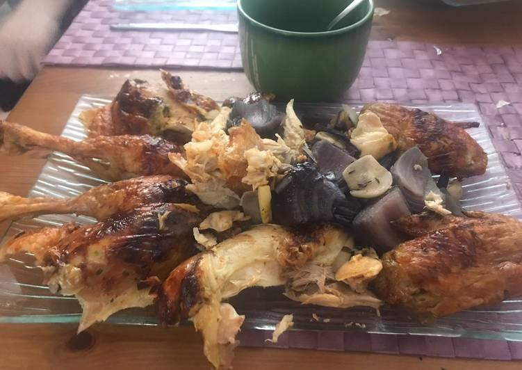 Mon poulet rôti du dimanche