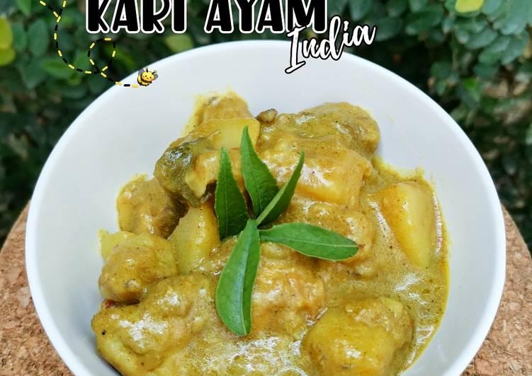Kari Ayam ala India
