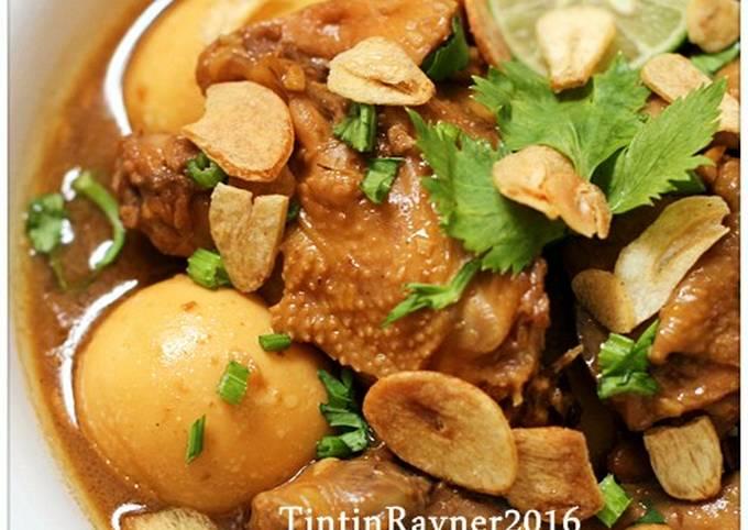 Resep Ayam Kuah Tauco Swikee Ayam Mudah Enakk Oleh Tintin Rayner Cookpad