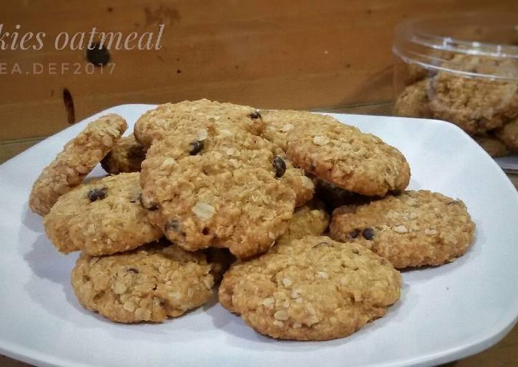 Cookies oatmeal 🍪