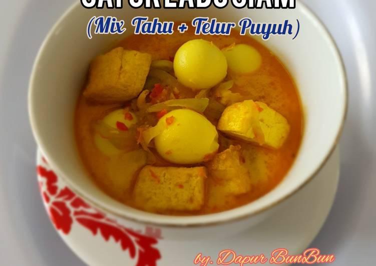 Cara Membuat Sayur Labu Siam Mix Tahu Telur Puyuh Enak Banget Resep Masakanku