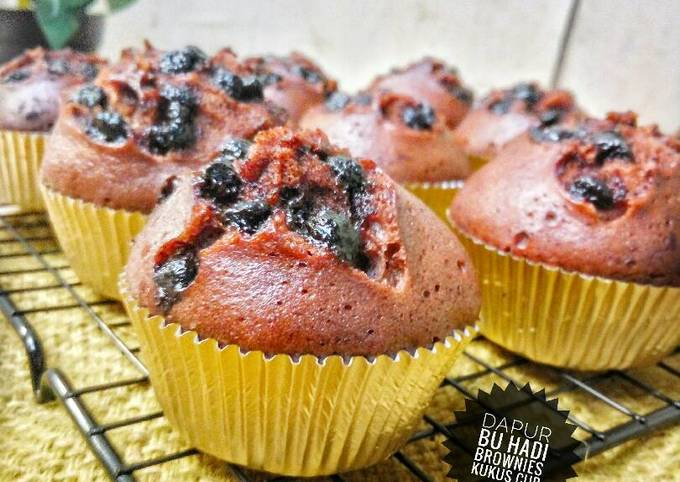 Resep Brownies Kukus Ala Ny Liem Pr Recookanekabolkus Oleh Bu Hadi Cookpad