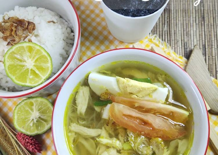 Soto Sulung Ayam