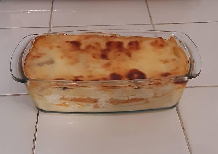 Resep Lasagna Tuna Low Fat