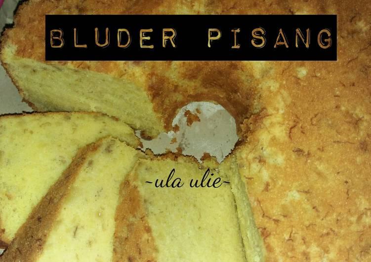 Bluder pisang