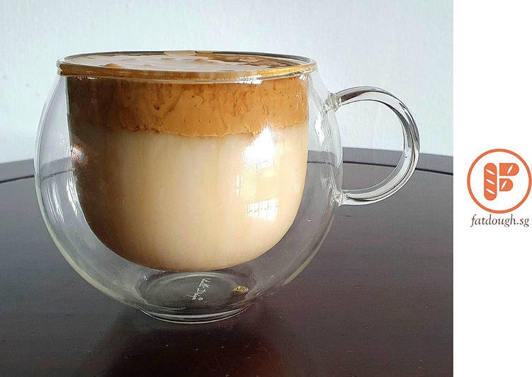 Step-by-Step Guide to Prepare Perfect Dalgona Latte