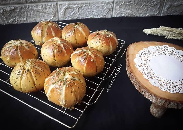 Korean garlic bread