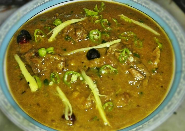 Step-by-Step Guide to Make Homemade Rajasthani Daal Gosht