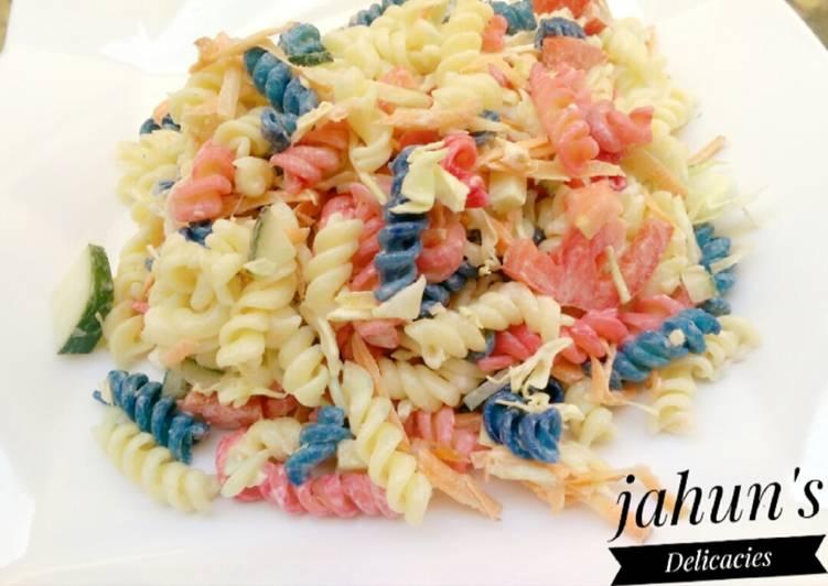 Recipe: Delicious Macroni salad
