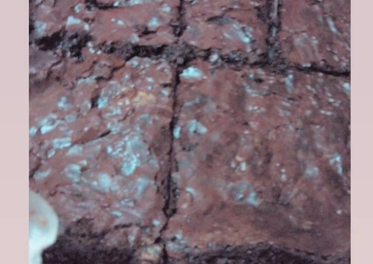 Fudgy Cadbury Oreo Brownies