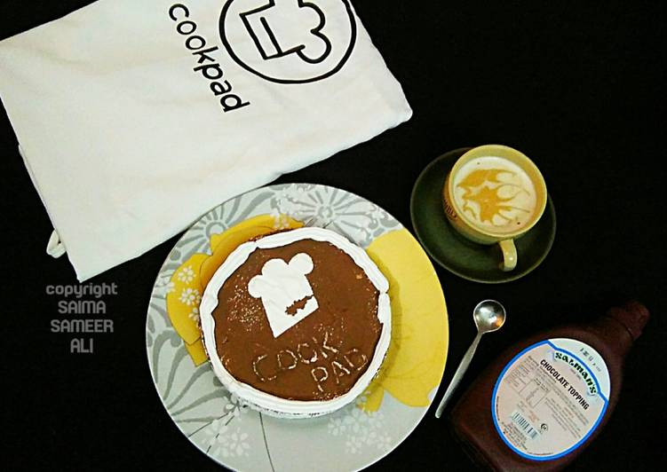Tiramissu Chocolate mousse no bake cake