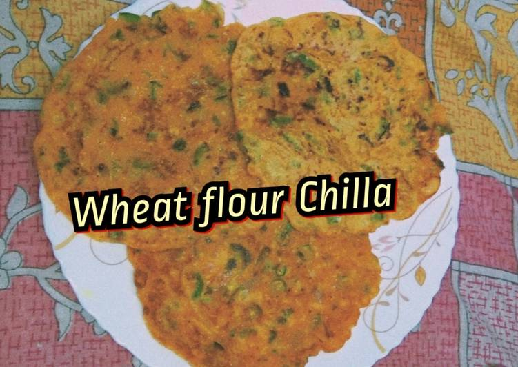Wheat Flour Chilla
