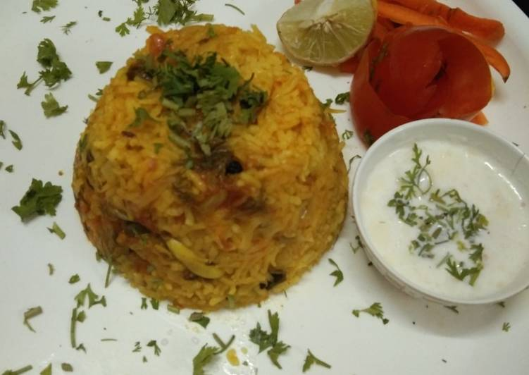 Recipe of Any-night-of-the-week Tomato Rice