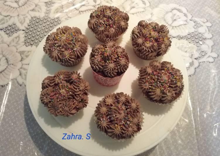 Recipe: Perfect Chocolate Cupcakes