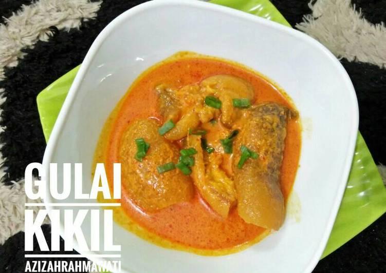 Gulai Kikil