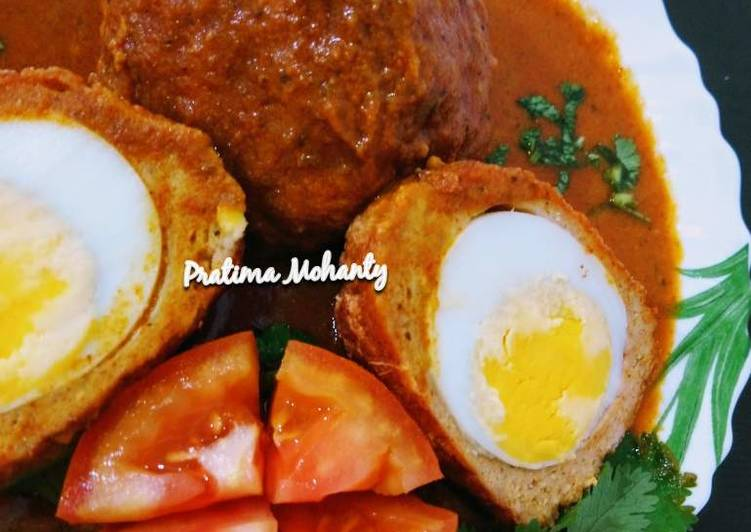 Nargisi Kofta Choosing Healthy Fast Food