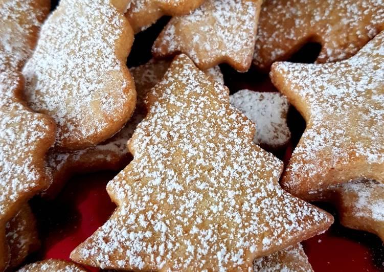 Les Sablés du Père Noël