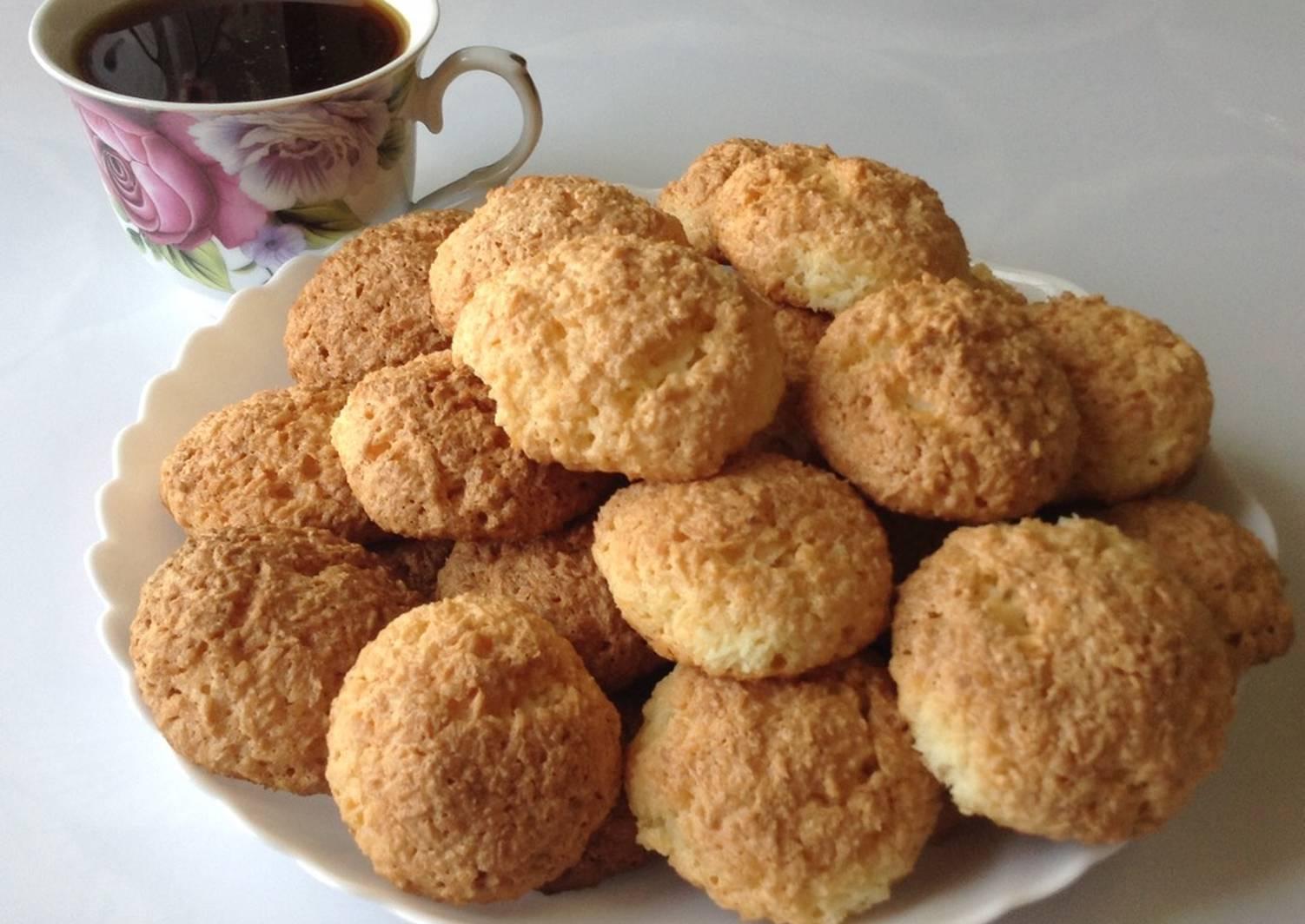 связи своей печенье из кокосовой стружки рецепты с фото еще