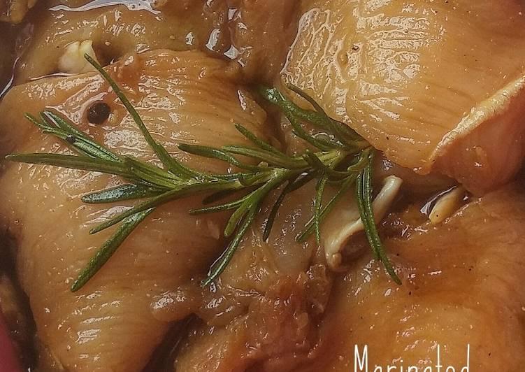 Marinated ayam panggang - cookandrecipe.com