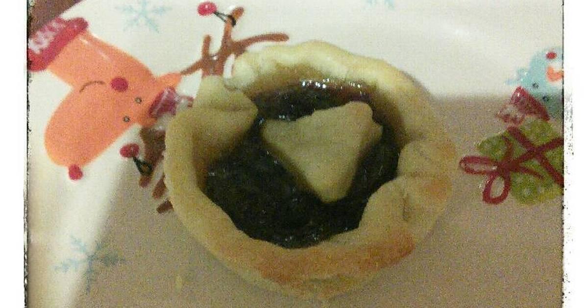 Homemade Christmas Mince pies