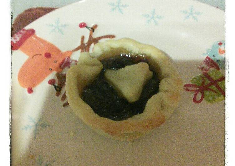 Homemade Christmas Mince pies