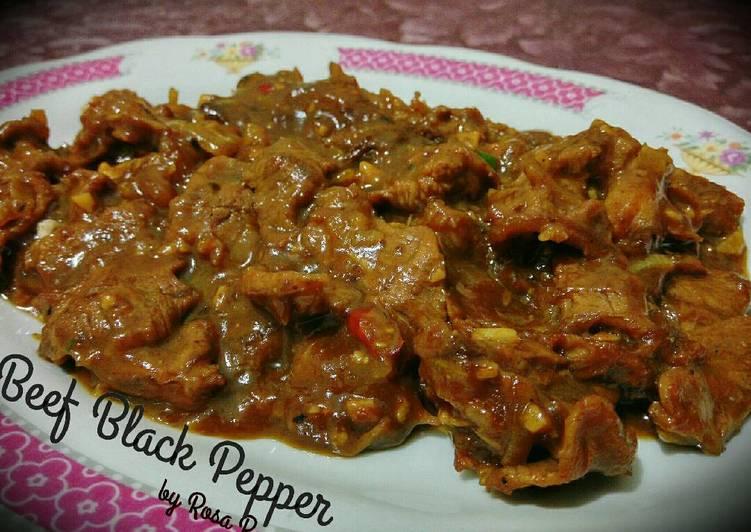 Beef Blackpepper